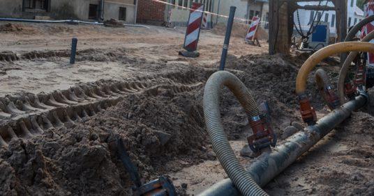 Saistībā ar būvdarbiem Jelgavas ielā uz laiku tiks pārtraukta ūdens padeve