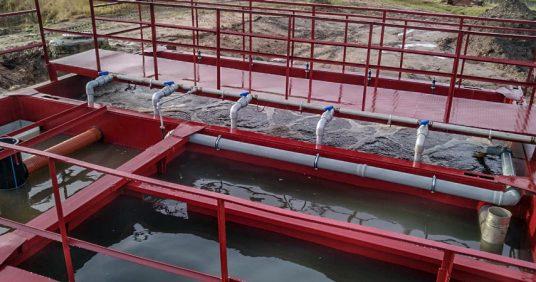 Kabiles pagastā atjaunota notekūdeņu attīrīšanas stacija