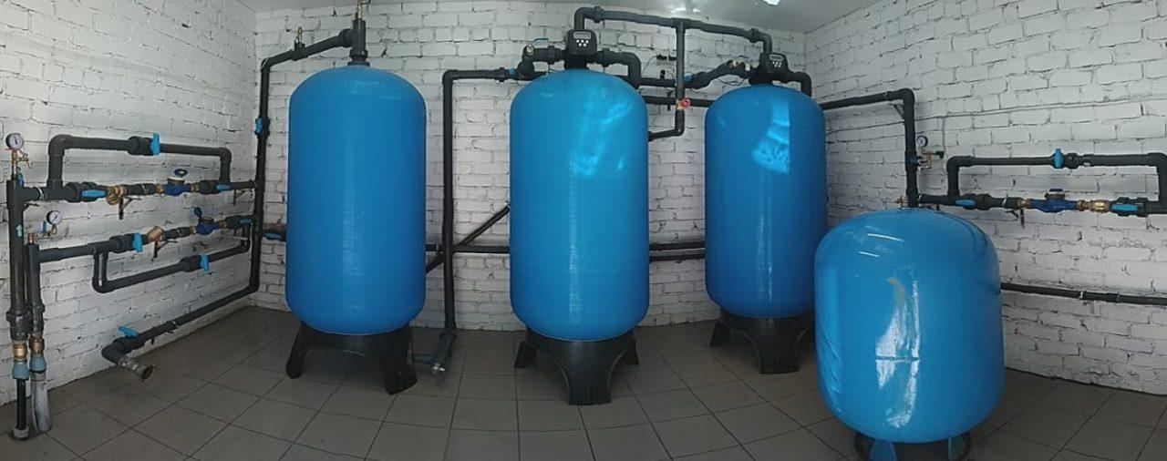 Darbi ūdens kvalitātes nodrošināšanai Vārmes pagastā