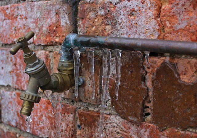 Lūdzam iedzīvotājus ziņot par ūdens noplūdi